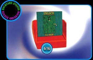 Inlock the Door 616 $  DISCOUNTED PRICE